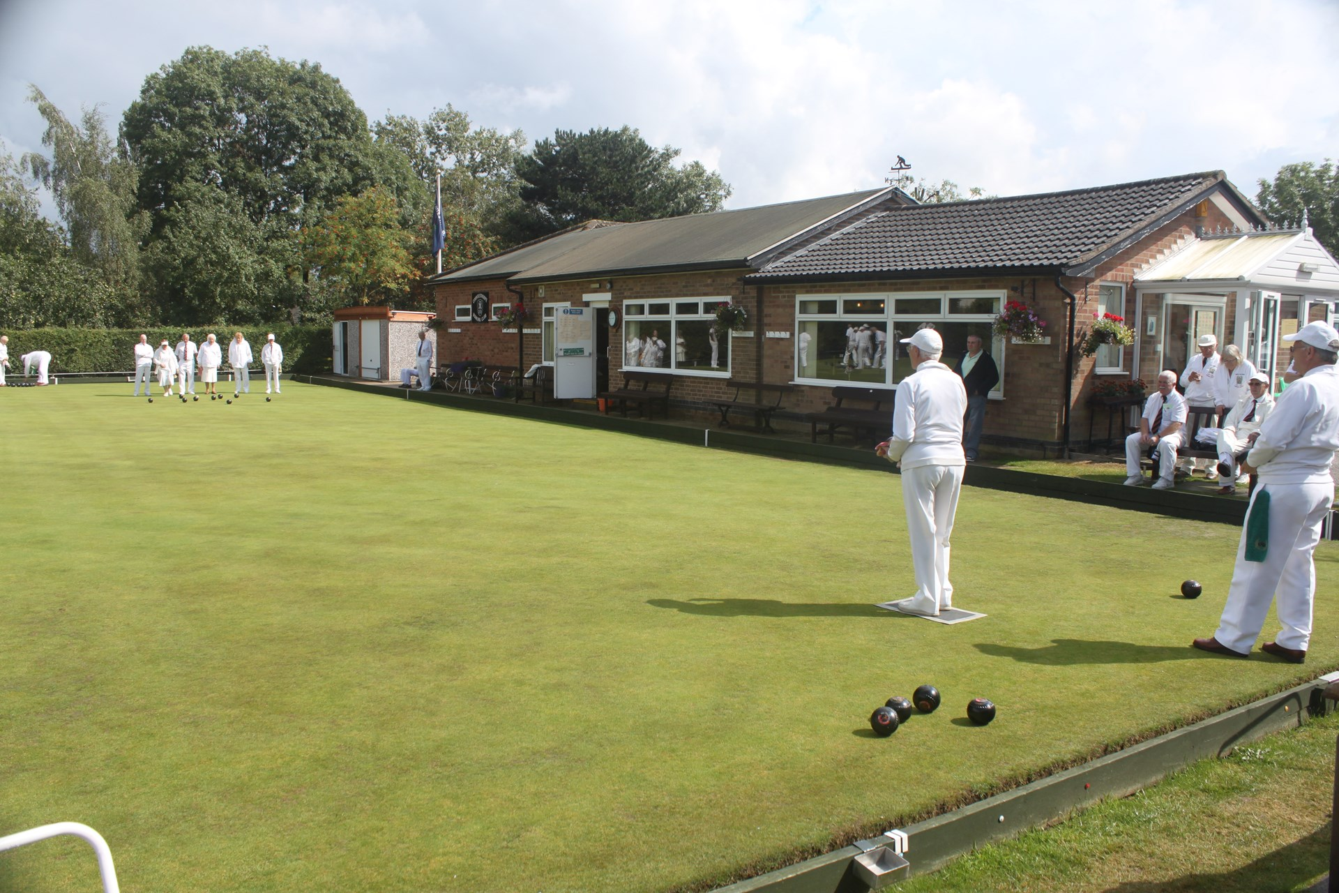 Countesthorpe Bowls Club About Us