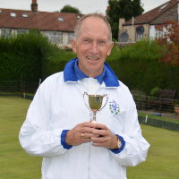 Vets Handicap Singles Runner up