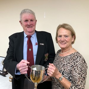 Jan Summers - Powlesland Cup - Club Champion