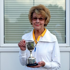 Handicap & 2 Wood. Janet Bishop.