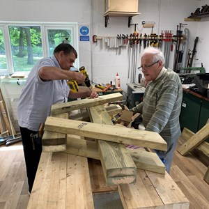 York Men's Shed Home