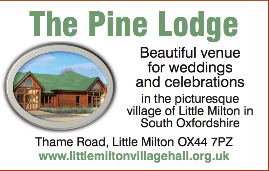 Village Hall (Pine Lodge) About Us