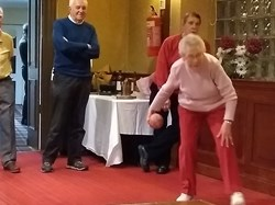 Bovey Tracey Bowling Club Skittles Evening at the Dolphin