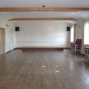 Gallery, Tangley Village Hall