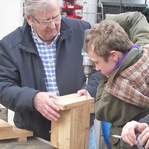 "Frome Men's Shed ""Shed Happens"" 8th March 2018"
