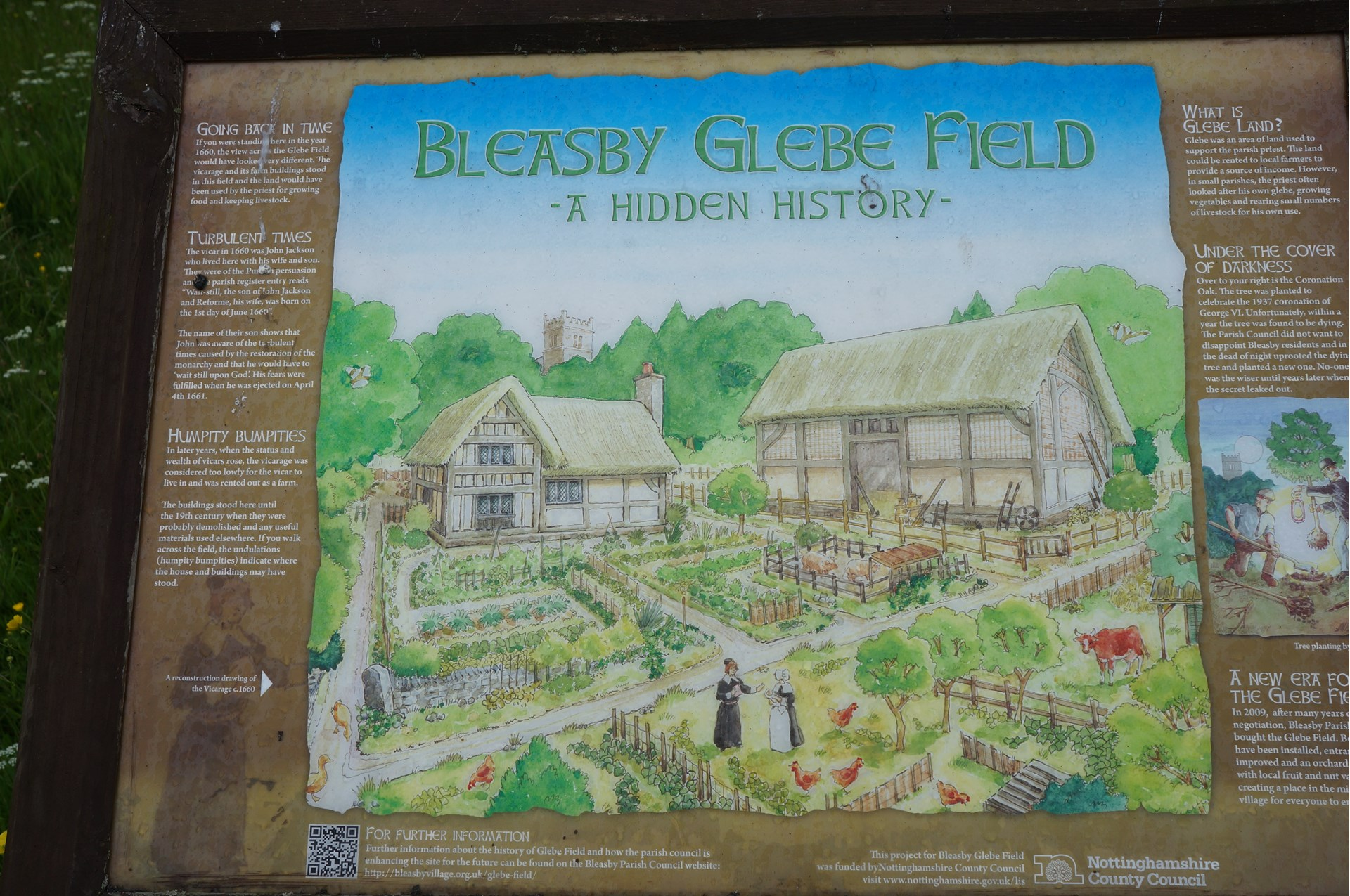 Bleasby Community Website A Hidden History