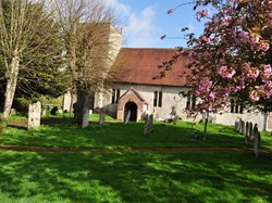 Upper Clatford All Saints Winter Lecture