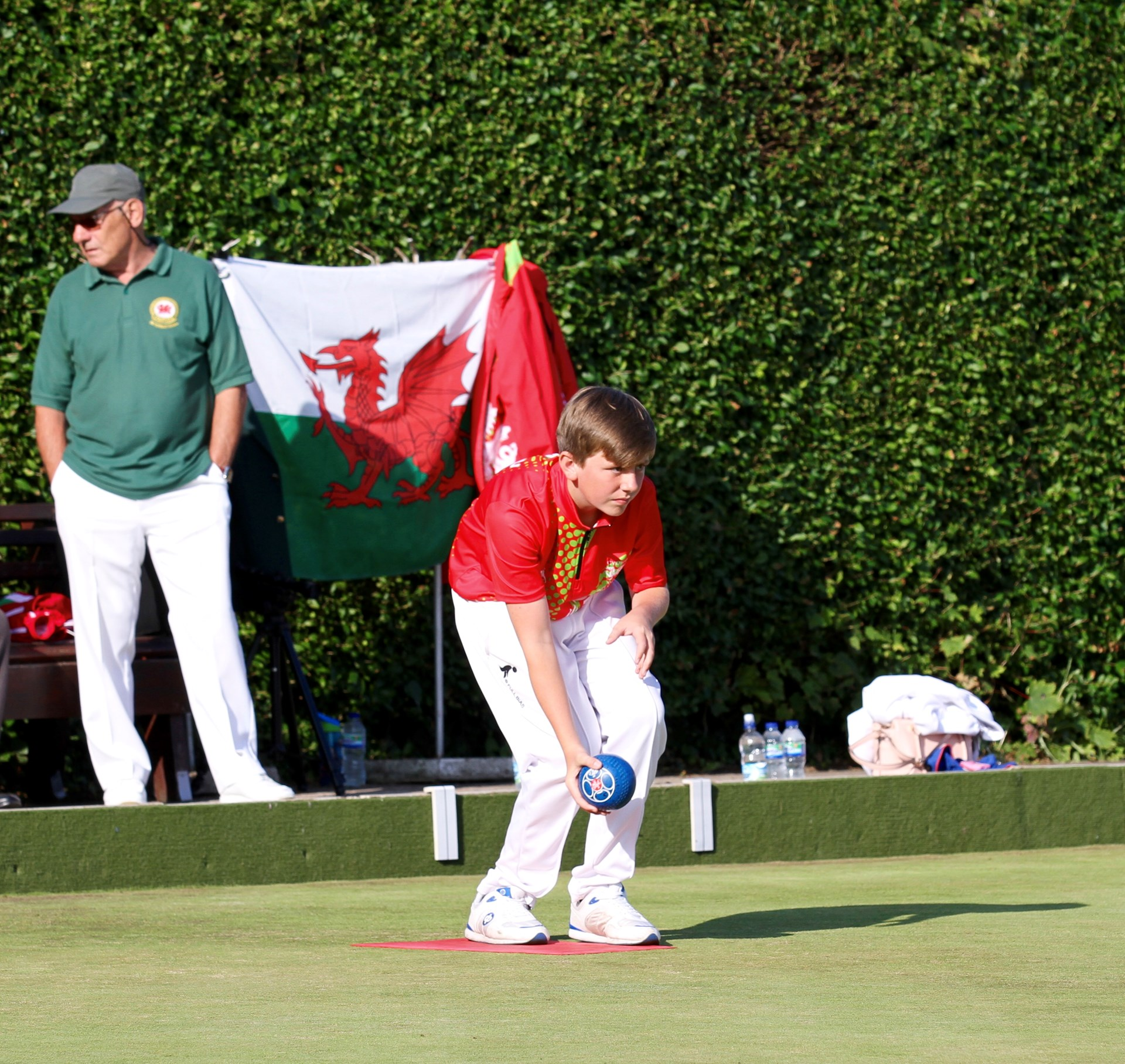Barry Athletic Bowls Club Wales Vs England Under 18