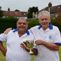 Handicap Pairs- Chris Shallcross and Tony Marino