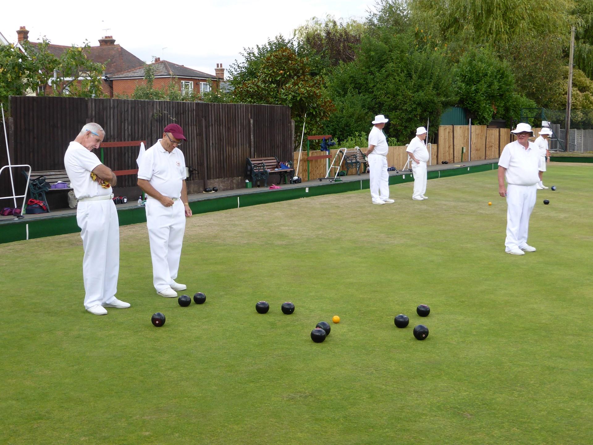 Great Baddow Bowling Club Great Baddow Chelmsford