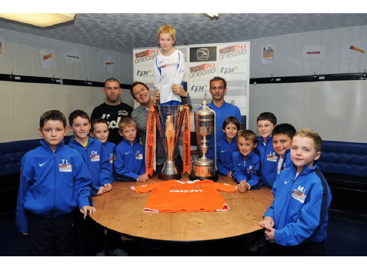 Dunstable Town Youth Football Club, Dunstable