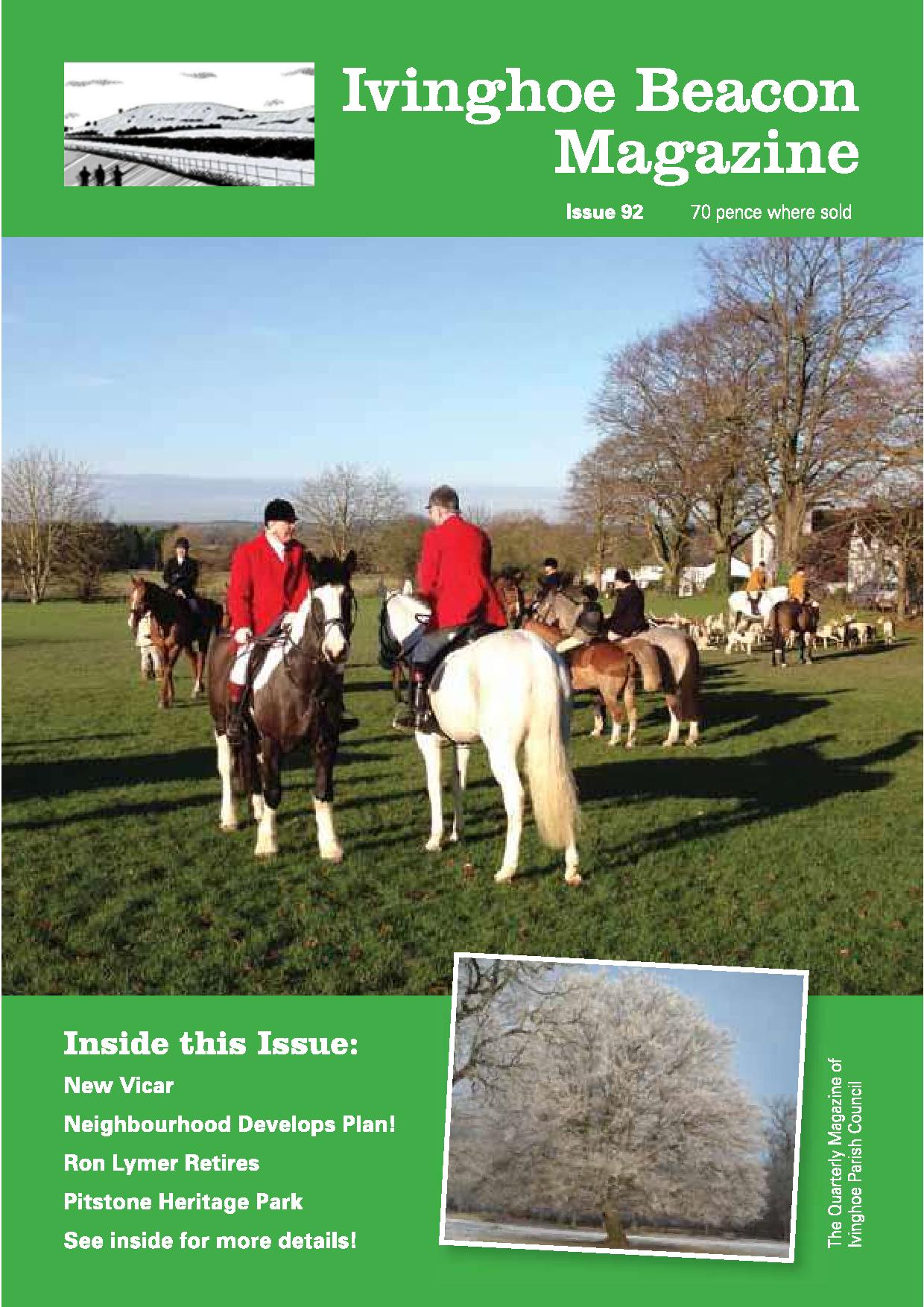 Issue 92 - Feb 2015