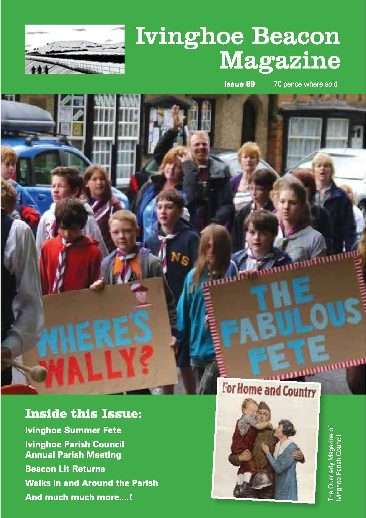Issue 89 - May 2014